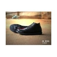 Sepatu BOOTS CASUAL Formal Pria DR. BECCO Kulit Sapi Asli (212241764) 5baeb9df53