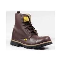 Daftar harga Sepatu Boots Pria Safety Line Boots Brown Bulan Januari ... b96bcb0ce9