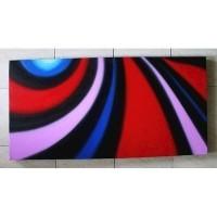 Daftar Harga Lukisan Abstrak Dekoratif Abstrak Ajk 3 Bulan