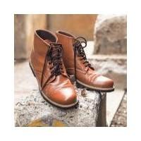 Sepatu Boots Keren Casual Pria Terkini - GIANT FLAMES ERDOGAN - Brown 0dbdb1c0d2