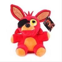 1pcs 25CM Five Nights At Freddy s 4 Kawaii Fnaf World Freddy Fazbear Bear  Foxy Bonnie Chica 2eded83937