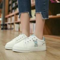 Daftar harga Sepatu Sneaker Fashion Putih Mix Gold Bulan Februari 2019 eef4a21892