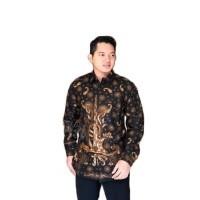 Kemeja Batik Pria Keris Laseman - Baju Batik Kantor Lengan Panjang  (406503597) 5ae317c4ac