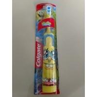 MURAH Colgate Electric Toothbrush Spongebob 2 Sikat Gigi Elektrik Anak  (280458119) 62d98ec575