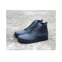 Daftar harga Sepatu Kulit Pria Boots Wolf Brodo Black Bulan Januari 2019 d0915115ea