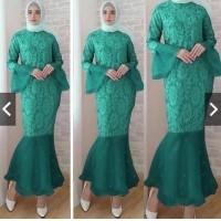 Daftar Harga Gamis Duyung Baju Muslimah Bulan April 2019