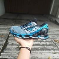 Sepatu Sneakers Mizuno Wave Prophecy 7 Premium (518793645) 8a0f46fe79