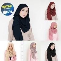 Daftar Harga Baru Jilbab Pashmina Instan Bulan November 2020