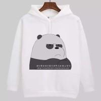 Halona Clothing Sweater Wanita We Bare Bears   Kemeja Wanita   Kaos Wanita    Tunik Wanita d7a1899384