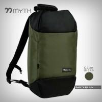 MYTH Moria Red Duffel Backpack   Tas Ransel Pria  Ransel Wanita  Tas Gym  d201cab49dbb4
