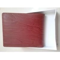 Dompet Laki Warna Coklat Merah - 1 Pcs - Murah Kerajinan Tanggulangin  (421496082) 8fa888970c