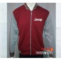 c0f5f02da4 Jaket Baseball Varsity Jeep Premium (531898763)
