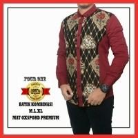 Daftar Harga Batik Pria Model Terkini Bulan Januari 2020
