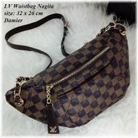 23435c5a5ed914 Promo Tas Wanita Fashion Waistbag Belt Bag Sling Bag Nagita Harga Murah  Diskon Sale Obral New