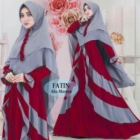 Daftar Harga Syari Fatin Gamis Muslim Syari Murah Bulan April 2021