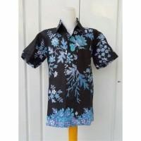 Baju Batik Anak Buketan Couple Orang Tua 579010034