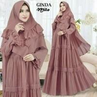 Daftar Harga Gamis Syari Modern Baju Muslim Gamis Murah Bulan Maret 2021