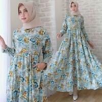 Daftar Harga Naila Dress Set Baju Gamis Muslim Bulan Januari 2021
