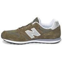 New_Balance_Men Sepatu 373 Series Retro Sepatu dengan Sepatu Kets Kasual ML373NAY (1197660556)