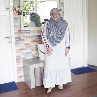Daftar Harga Gamis Kaos Bigsize Gamis Jumbo Bulan Maret 2021