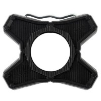 1 Pair ABS Bicycle Pedals Flat Bracket Converter For Speed play Pedals Adapter